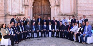 Asiste rector de la UJAT a reunión del CUMex en Chiapas
