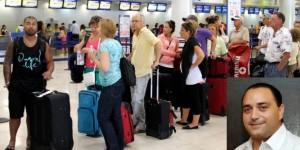 Aumenta la afluencia de turistas extranjeros y captación de divisas: Roberto Borge