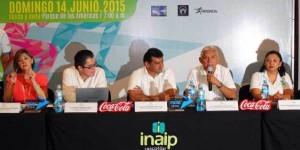 Realizarán carrera del INAIP Yucatán