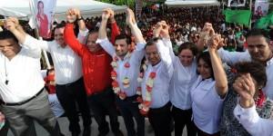 Trabajaremos para que Chiapas cuente con más recursos y programas sociales: Cesar Camacho