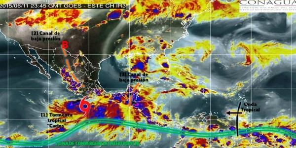 Clima Vigilancia SMN