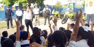 Inicio la semana de prevención del delito en Coatzacoalcos