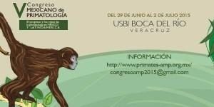 UV invita al V Congreso Mexicano de Primatología