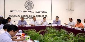 Este domingo, entregan constancia al ganador de la gubernatura en Campeche