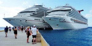 Arribaran 17 Cruceros a costas de Cozumel y Mahahual: APIQROO