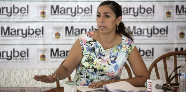 Diputada local QROO Marybel Villegas Canche