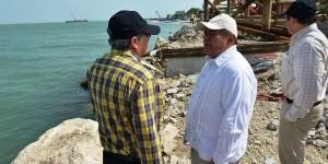 Nuevo Puerto Industrial del Carmen en 2016