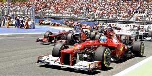 La Fórmula 1 en el Zócalo, este 27 de junio