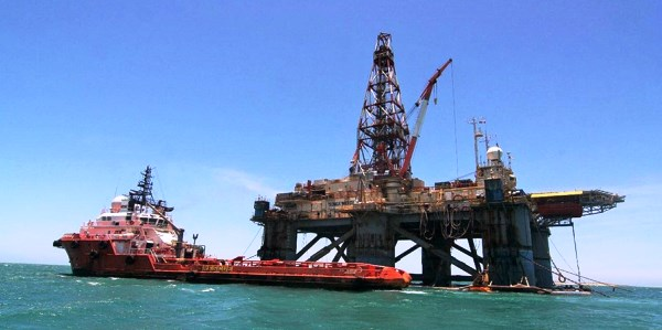 Nuevos yacimientos en costas de Tabasco