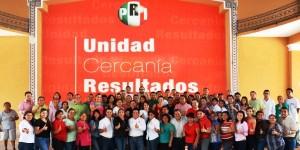El PRI en Yucatán continua el trabajo intenso, rumbo al 2018: Carlos Pavón
