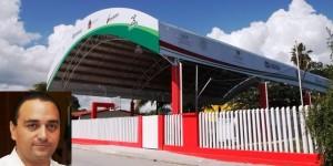 Avanza construcción de 42 nuevo domos deportivos en Quintana Roo: Roberto Borge