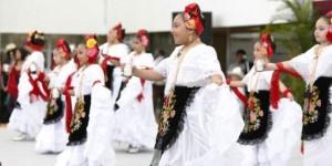 Con éxito, concluye encuentro de baile folclórico veracruzano