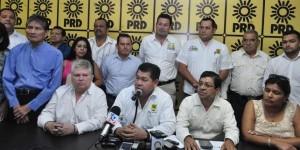 Va dirigencia del PRD en Tabasco contra los abusos de CFE