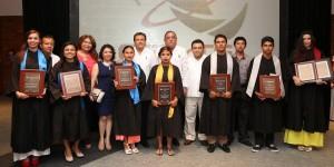 Egresan del CECYTE, plantel Cancún I, 400 nuevos técnicos en cuatro carreras