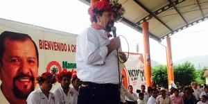 La CNC reafirma su apoyo a candidatos del PRI en Chiapas: Manuel Cota