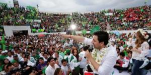 Vamos juntos por el rumbo correcto que Tuxtla necesita: Fernando Castellanos