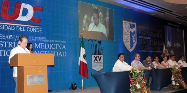 Congreso de turismo medico Veracruz