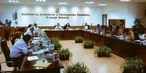 Aprueba IEPC lista de candidatos y reactivan campañas electorales en Chiapas