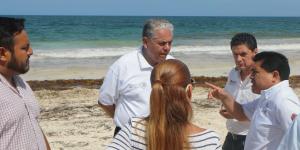Convoca Ayuntamiento de Tulum a mega jornada de limpieza de playas