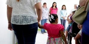 Integra DIF estatal a tres niñas en hogares yucatecos