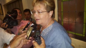 Diputada Federal Georgina Trujillo
