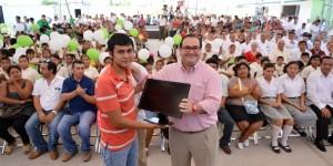 Desde Veracruz, haremos de la educación la fuerza transformadora de México: Javier Duarte