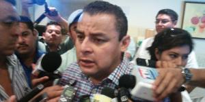 Erubiel Alonso no se va del PRI