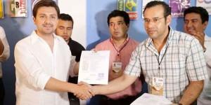 Fernando Castellanos, es Alcalde electo de Tuxtla