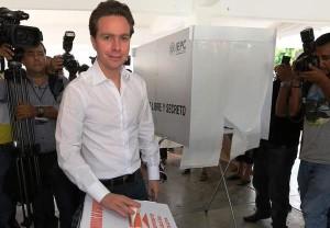 Mi Reconocimiento a toda la ciudadanía que salió a votar por Chiapas: Manuel Velasco Coello