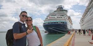 Puerto de Progreso se consolida como home port