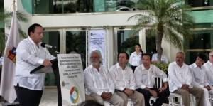 Inaugura el gobernador el centro de innovaciones de Microsoft en tecnologías turísticas para Quintana Roo