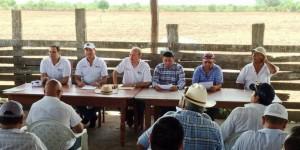 Impulsa gobierno de Roberto Borge, actividades productivas del campo