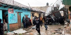 Declara la SEGOB emergencia para San Cristóbal de las Casas Chiapas