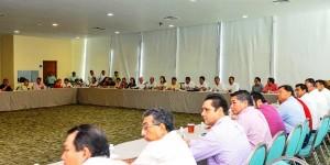 Alista el gobernador de Campeche su VI Informe de gobierno