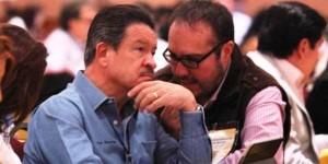 No me voy del PRD: Carlos Navarrete