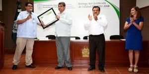 Certificado bajo la Norma ISO, la Dirección de Comunicación y Relaciones Públicas de la UJAT