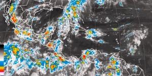 Se prevén lluvias en gran parte de México: SMN