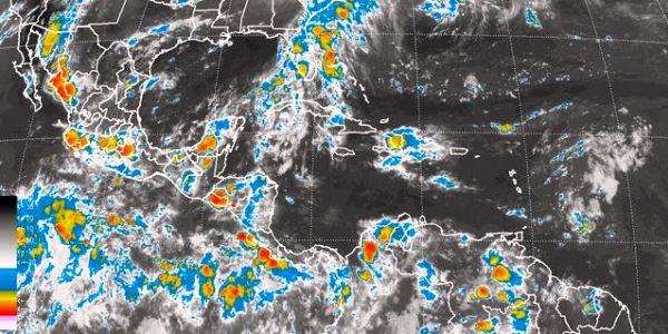 Clima vigilancia SMN y CONAGUA