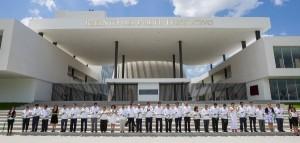 Inaugura Osorio Chong nuevo Congreso de Yucatán
