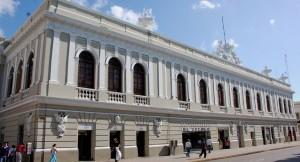 Construcciones en Mérida durante la Revolución, tema de conferencia