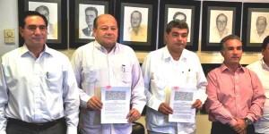 Firman Gobierno y UJAT convenio en materia de capacitación sobre el Sistema de Justicia Penal