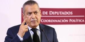 Pedirá licencia Manlio Fabio Beltrones para buscar dirigencia del PRI