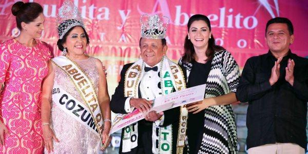 DIF concurso del abuelito 2015