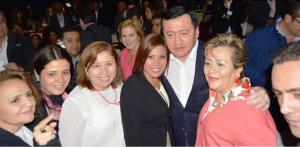 Combatir la inseguridad y fomentar el desarrollo del campo, mis compromisos: Liliana Madrigal