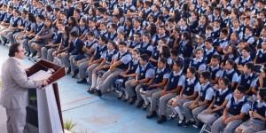 Veracruz mejora la calidad educativa con pasos firmes: Javier Duarte