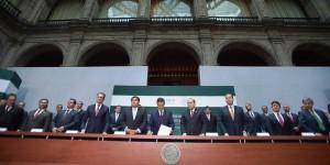 Los inversionistas globales pueden confiar en México porque somos responsables: Enrique Peña