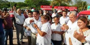Gobierno de Campeche invierte más de 10 millones de pesos al sector pesquero