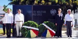 Francia y Veracruz, grandes aliados de paz: SEGOB