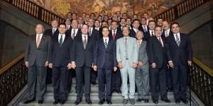 Vamos a trabajar junto con los gobernadores para atraer inversiones a México: Enrique Peña Nieto