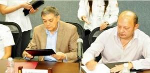 Fallece de cáncer el rector de la Universidad Olmeca, Lácides García